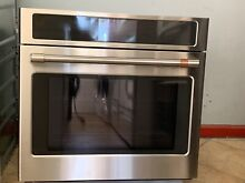 Open Box Smart 30  Single Wall Unit Oven cafe CTS70DP2N1S1