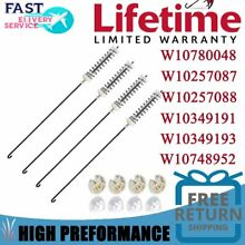 W10780048 Washing Machine Suspension Rods for Whirlpool Kenmore Amana W10748952