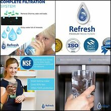 GE Smartwater MWF GWF  MWFP  MWFA and Kenmore 46 9991 Refrigerator Water Filter