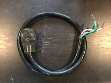 4 Prong Dryer Replacement Cord   4 foot