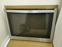 Used WHIRLPOOL GAS RANGE STAINLESS STEEL DOOR ASSEMBLY WPW10535793 W10894054