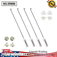 W10780048 Washer Suspension Rod Kit  W10400895 Suspension Spring for Whirlpool