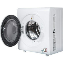 9lbs Mini Portable Compact Washing Machine Spin Dry Laundry Washer Dryer