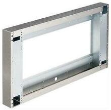 Broan AWEPD36SS EPD61 Series 3 Inch Wall Extension for 36 Inch   Stainless Steel