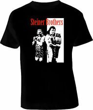 The Steiner Brothers Wrestling Legends T Shirt