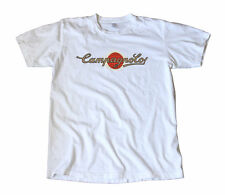 Vintage Classic Campagnolo Red Globe Logo T-Shirt