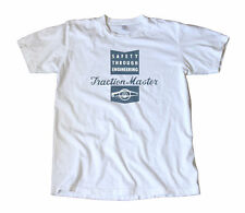 Vintage Traction Master Decal T-Shirt - Hot Rod