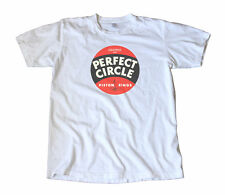 Vintage Perfect Circle Piston Rings Decal T-Shirt