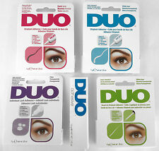 DUO EYELASH LASH GLUE ADHESIVE CLEAR OR DARK 7g 0.25oz FREE UK 1ST CLASS P&P