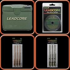 ESP Complete Leadcore Range - All Types and Colours Available