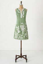 Anthropologie Sweet Osmanthus Shift Dress M & L NWT by Ranna Gill