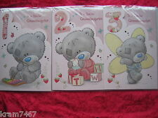 Me to You Special Granddaughter`s 1st, 2nd & 3rd Birthday cards