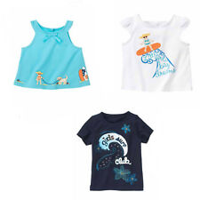 Gymboree Tropical Bloom Baby Girl Tops *NWT* You Pick! 6 12 18 24 2T 3 4 5T