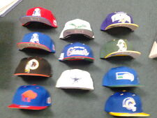 MITCHELL & NESS RETRO NFL SNAPBACK HATS FREE SHIPPING! PICK YOUR TEAM