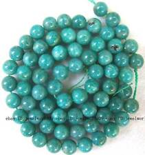 6mm 12mm 18mm Amazonite Round Gemstone Loose Beads 15""