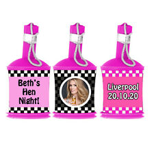 Personalised POLICE Theme PARTY POPPER WRAPPERS ONLY for Hen Night Fancy dress