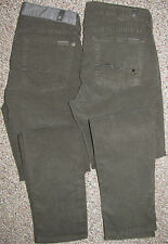 NEW! 7 FOR ALL MANKIND Skinny JOSEFINA BOYFRIEND Corduroy JEANS 23 24 25 $185