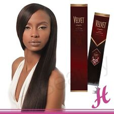 OUTRE VELVET VIRGIN INDIAN REMI Wet And Wavy 100% Human Hair 18'' 14'' 12'' 10''