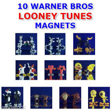 10 NEW RETIRED WARNER BROS LOONEY TUNES REFRIGERATOR FIGURE MAGNETS YOU PICK ONE