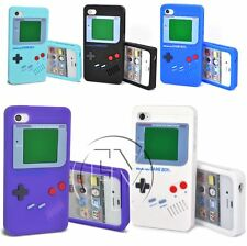 NINTENDO GAME BOY STYLE SILICONE CASE COVER POUCH FOR APPLE IPHONE 4S 4G
