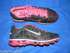 Womens Nike Air Max 2011 +  shoes sneakers 429890 006 anthracite pink new