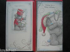Me to You Open Christmas Cards Great Designs
