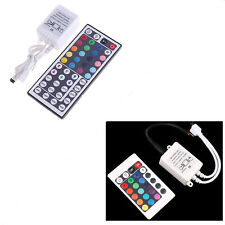 12V 24/44 Keys IR Remote Controller for RGB LED Strip Lights