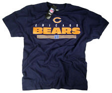 Chicago Bears NFL T-Shirt Team Apparel Logo Officially Licensed by The NFL