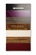SAMPLE  SAMPLE  high gloss kitchen door and drawer samples for different colour