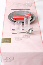 """14""""x108"""" Organza Table Runner Wedding Party Decorations 26 Colors U can Pick"""