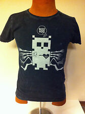 Girls Evil Genius Bug Owl Graphic Tee NEW MUST SEE!!!  Short Sleeve Modern Fit