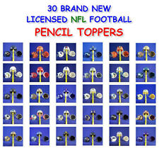 NFL FOOTBALL - VENDING GUMBALL HELMETS PENCIL TOPPERS - YOU PICK ONE TEAM!