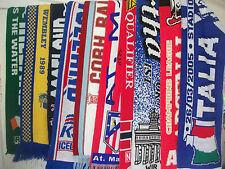 Various Team Scarves/Friendship Scarfs