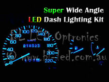 Holden Commodore VR VS VL VP VN Dash LED Lights White Blue Red Green Pink UV