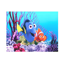 FINDING NEMO IRON ON TRANSFER 3 SIZES! FOR LIGHT OR DARK FABRIC