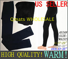 1 NEW MEN XL XXL XXXL THICK WINTER SNOW LEGGING Jeggings TIGHT WARM Thermal Pant