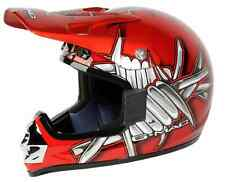 G-MAC STING ADULT MOTOCROSS HELMET ALL COLOURS AND SIZES NITRO SALE CLEARANCE