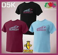 BURNLEY  evolution football fc funny KIDS T SHIRT ages 3 to 12 to13 D5K