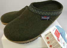 Stegmann Womens Wool Clog - L108 Military Green, Many Sizes Available