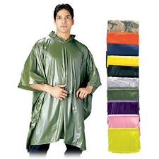 Bergan single poncho