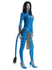 Adult Neytiri Avatar Party Outfit New Fancy Dress Fantasy Costume Ladies Womens
