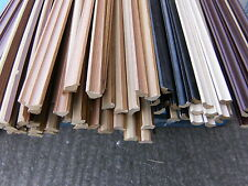 Scotia Beading bead for Laminate Wood flooring 2.4m (8ft) length Various Colours