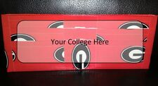 College Duct Tape Wallets (Colleges A-S)