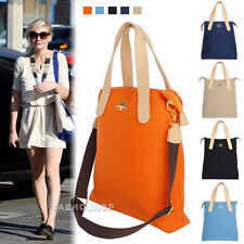 Fashion Handbags Ladies Women Shoulder Tote Satchel Cross Body Canvas Bags