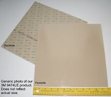 3M 9474LE (with 3M 300LSE adhesive) super-strong double-sided adhesive sheets
