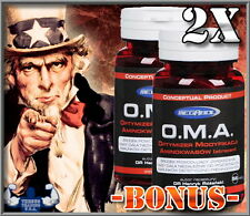 NEU 2x Discovery O.M.A - Amino Acid Modification Optimizer = 112 Kapseln + Bonus