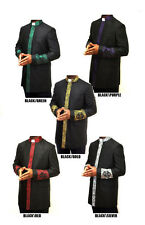 MENS CADILLAC PREACHER SUITS - SIZES 36-62 COLORS-RED, SILVER,GREEN,SILVER,GOLD