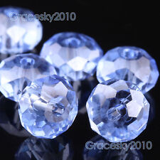 100pcs 6mm Rondelle 5040 Austria Crystal Beads Loose Beads Jewelry Making