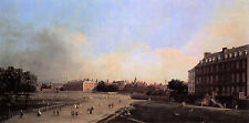 Photo/Poster - London'S Old Horse Guards From St James'S Park - Canaletto 1697 1