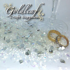 Wedding Decoration Scatter Table Crystal Beads Acrylic Confetti glitter MIXES